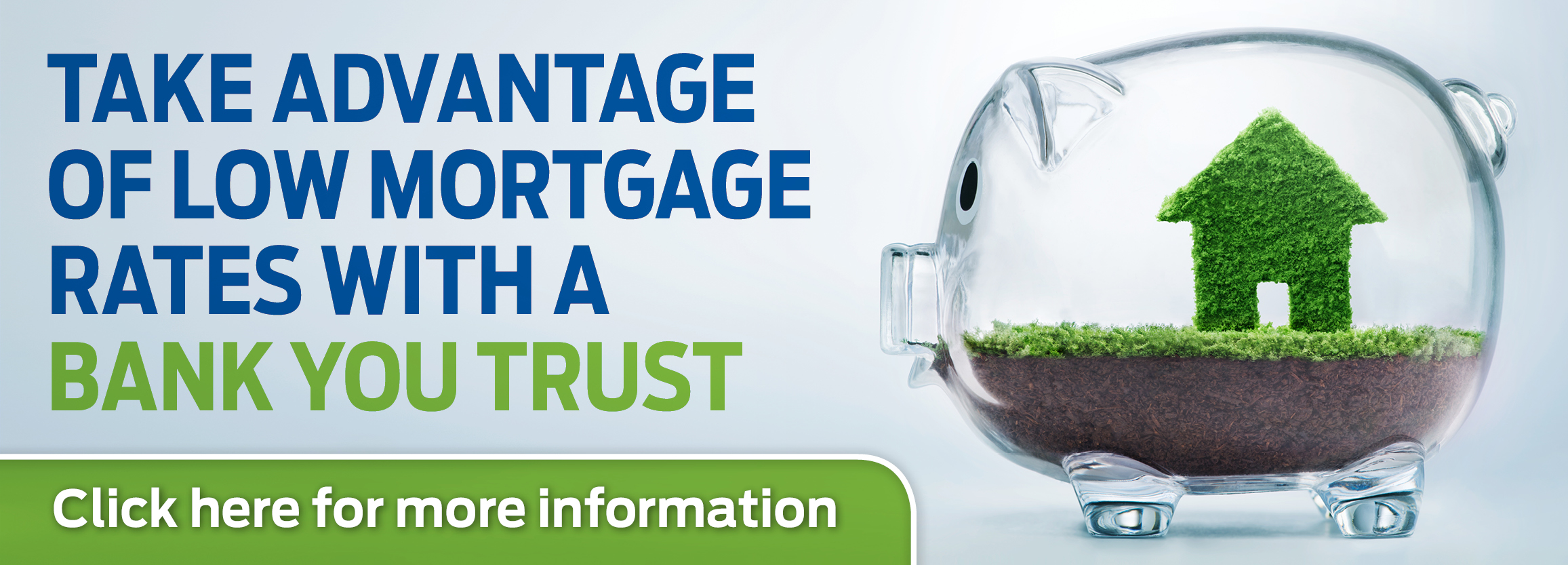 Low mortgage rates web banner