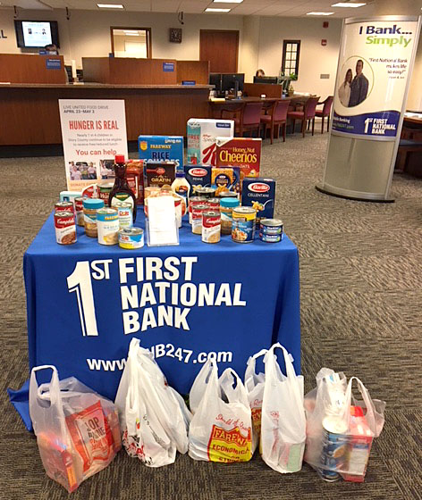 FNB Food Drive pic